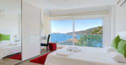 Three Bedroom Villa in Kalkan, Kalamar Bay