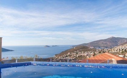 Luxury Four Bedroom Villa in Kalkan, Kızıltas