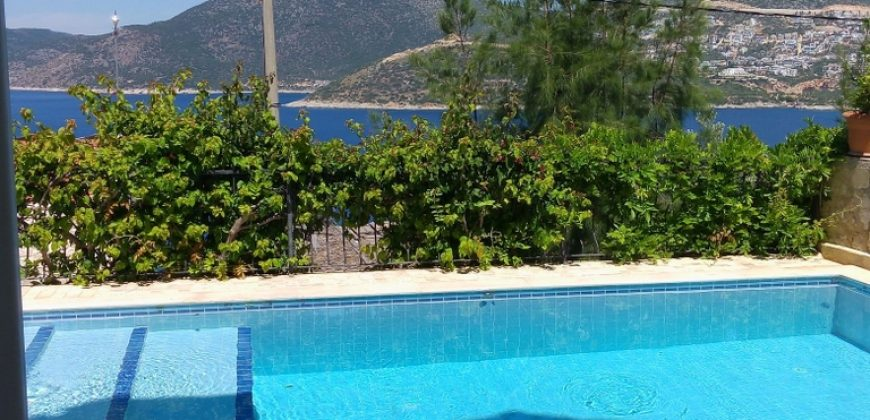 Four Bedroom Villa in Kalkan, Kısla