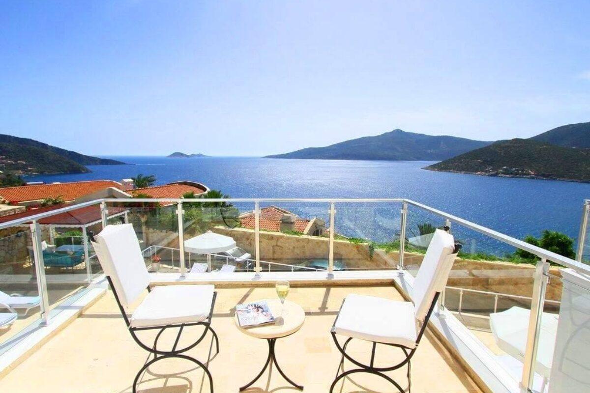 Luxury 5 Bedroom Villa at Fabulous Location Kalkan, Komurluk