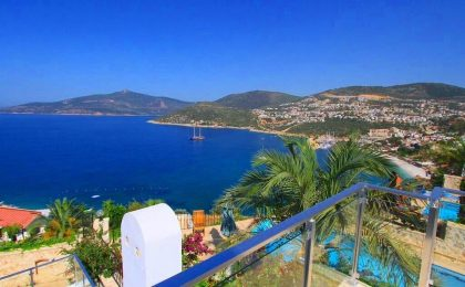 Luxury 5 Bedroom Villa at Fabulous Location Kalkan, Komurluk