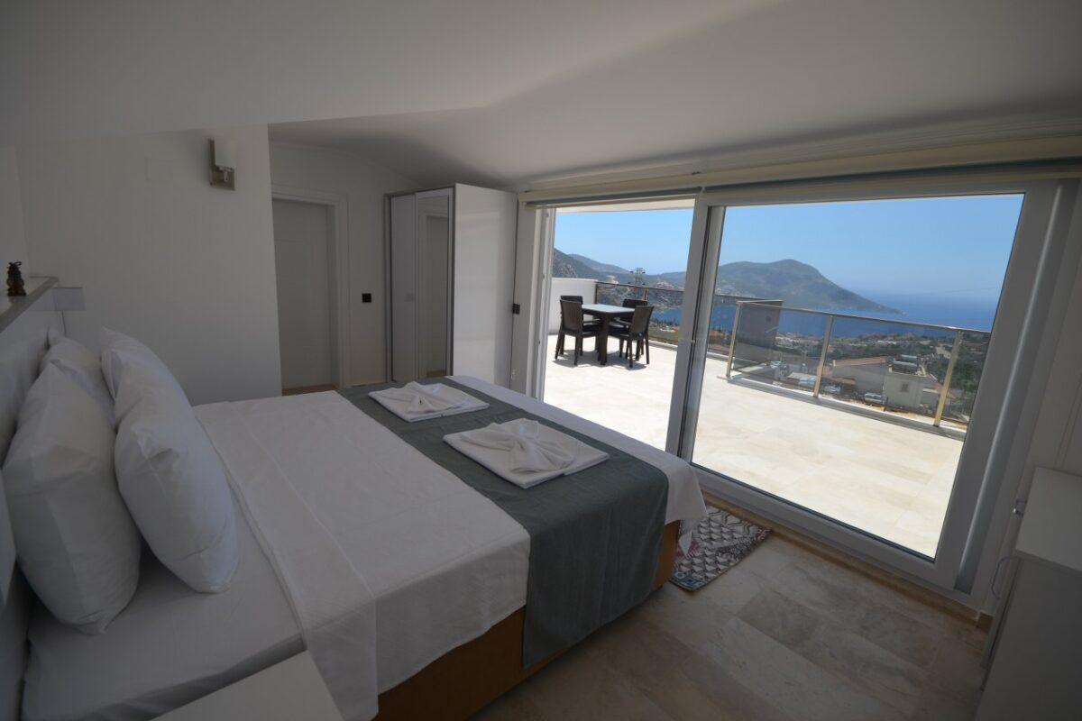 Three Bedroom Villa in Kalkan, Kızıltas