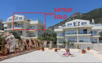 Three Bedroom Apartment for Sale in Kalkan