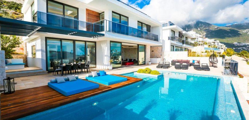 Luxury Five Bedroom Villa in Kalkan, Ortaalan