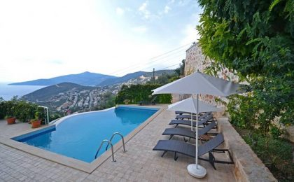 Four Bedroom Villa in Kalkan, Kızıltas