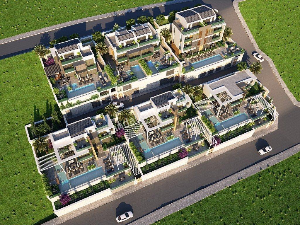 Off-Plan! Luxury Villas for Sale in Kalkan, Ortaalan