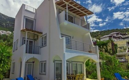 Three Bedroom Villa in Kalkan, Kızıltas