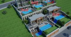 Off-Plan! Luxury Villas for Sale in Kalkan Ortalan