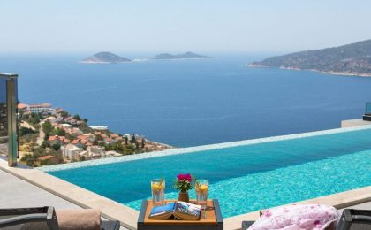 Luxury Three Bedroom Villa in Kalkan