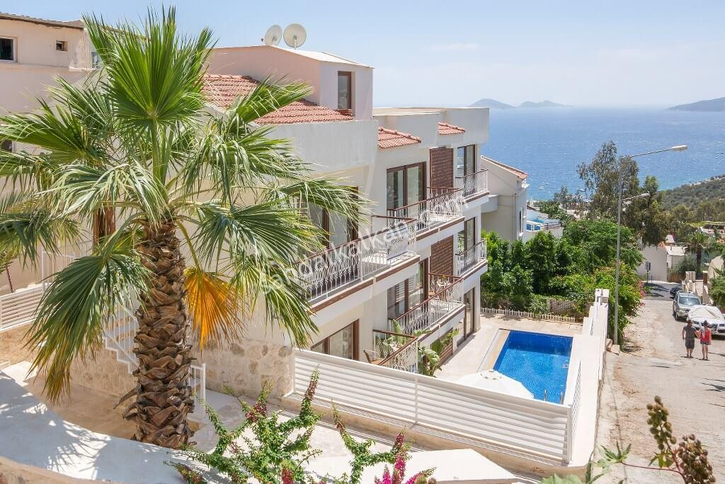 APARTMENTS IN KALKAN TOWN CENTER