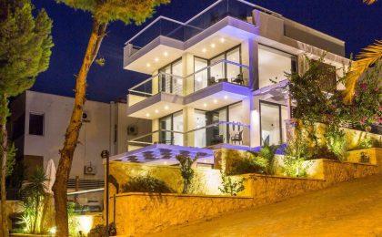 Luxury Four Bedroom Villa in Kalkan Kalamar Bay