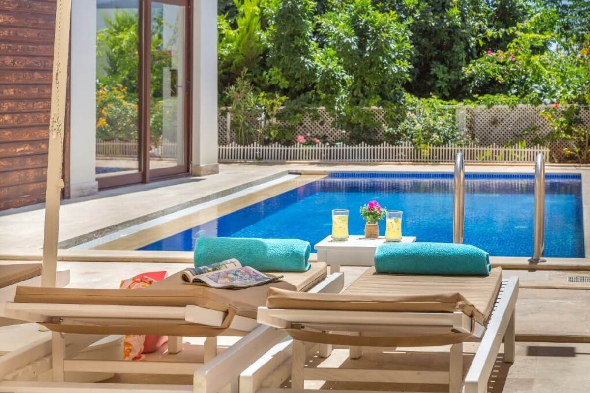 Four Bedroom Apartment For Sale in Kalkan
