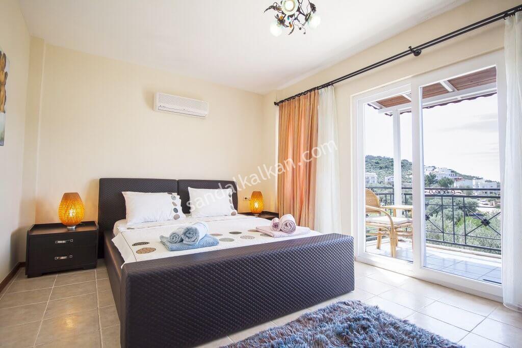 Four Bedroom Villa for Sale on Kalamar Road in Kalkan