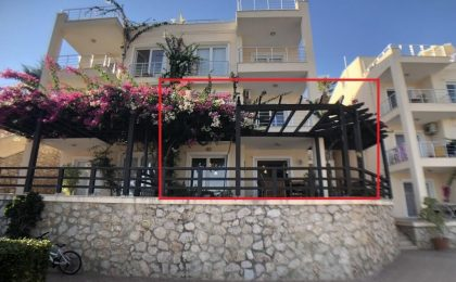 Two Bedroom Apartment For Sale in Kalkan, Ortaalan