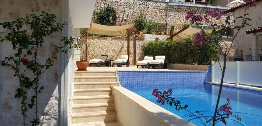 Four Bedroom Villa İn Kalamar Bay , Kalkan