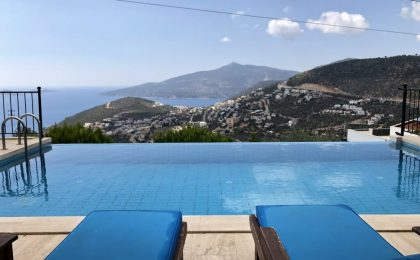 Three Bedroom Villa in Kalkan