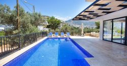 Four Bedroom Villa For Sale in Kalkan Kalamar Area