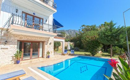 Four Bedroom Villa For Sale in Kalamar Bay, Kalkan
