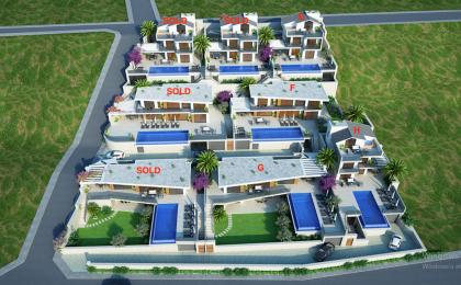 New! Off-Plan Villas for sale in Kalkan