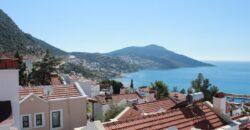 Four Bedroom sea view Villa in Kalkan Center for sale