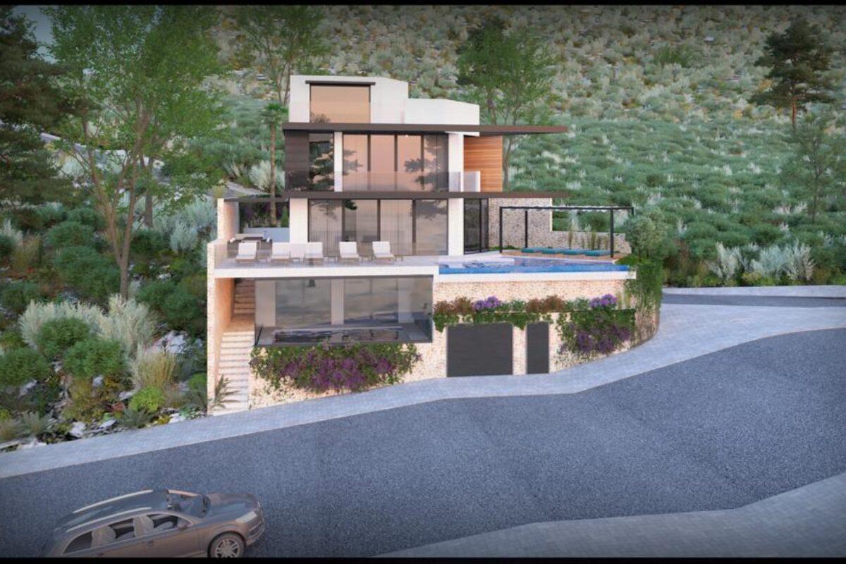 New! Off-Plan Luxury Villa for sale in Kalkan