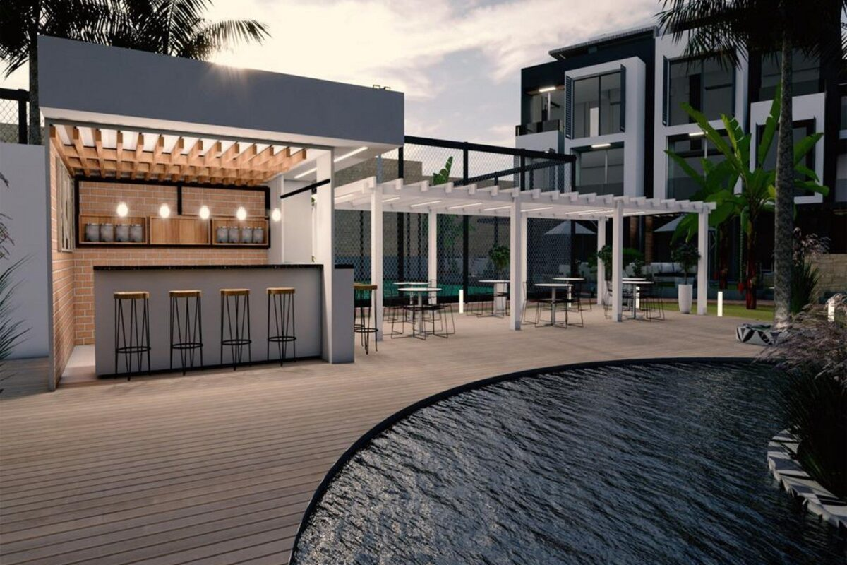 New! Off-Plan Luxury Apartments in Site for sale in Kalkan