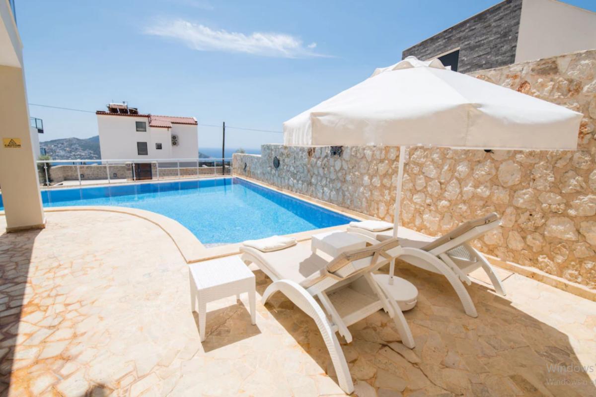 Luxury Four Bedroom Villa in Kalkan for Sale