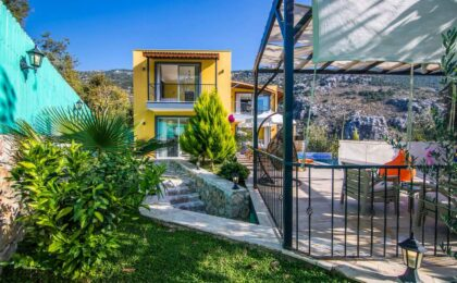 Three Bedroom villa in Kalkan-İslamlar for sale