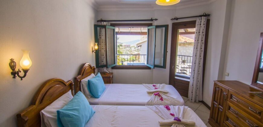 Three Bedroom Villa for Sale in Kalkan