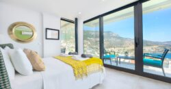 Luxury Villa Eight Bedroom with Spectacular sea view Villa for sale in Kalkan